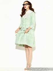 Lee Na Young для Harper's Bazaar 2012