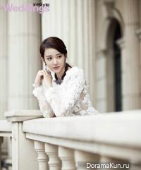 Lee Se Eun для InStyle Weddings August 2012