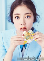 Lee Se Young для CeCi April 2013