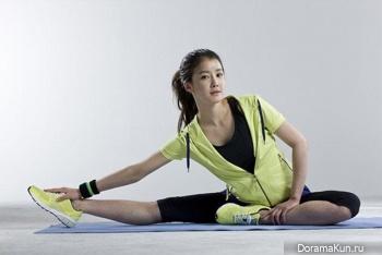 Lee Si Young для LECAF 2013 Ads