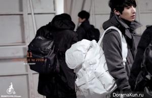 Lee Soo Hyuk для 11 Bean Pole by Juun.J Accessory