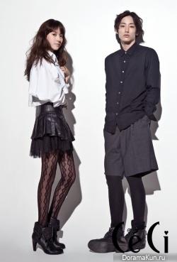 Lee Soo Hyuk для Céci