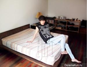 Lee Soo Hyuk для Elle Girl