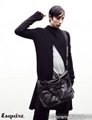 Lee Soo Hyuk для Esquire