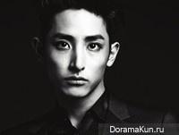 Lee Soo Hyuk, Hong Jong Hyun для First Look Vol. 52