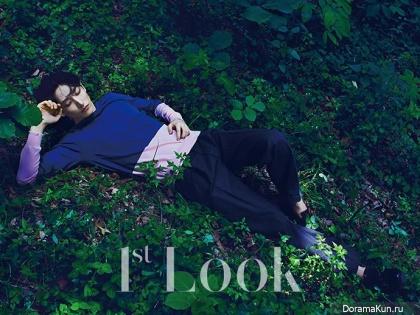 Lee Soo Hyuk для First Look Vol. 69