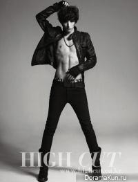 Lee Soo Hyuk для High Cut