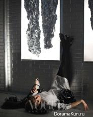 Lee Soo Hyuk, Kim Min Hee для Vogue 2008