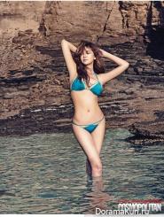 Lee Tae Im для Cosmopolitan Magazine June 2014