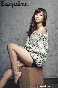 Lee Tae Im для Esquire November 2013