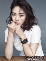 Lee Yeon Hee для Marie Claire June 2014