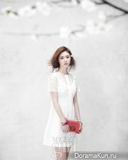 Lee Yeon Hee для Vogue Girl 2012