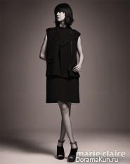 Lee Yo Won для Marie Claire October 2012