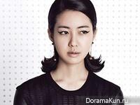 Lee Yo Won для SURE March 2013