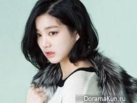 Lee Yoo Bi для Elle Girl December 2012