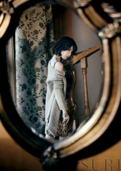 Lee Yoon Ji для Sure January 2012