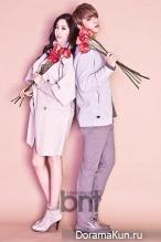 M.PIRE (T.O), BESTie (Hae Ryeong) для BNT International December 2013