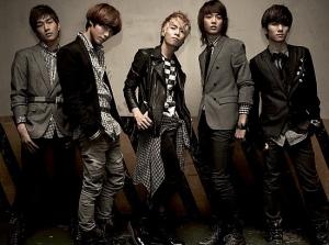 2PM, Big Bang, SHINee, MBLAQ для CéCi December 2009