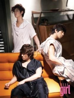 MBLAQ для Elle Girl February 2011