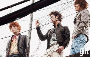 MBLAQ для Elle Girl Korea December 2009