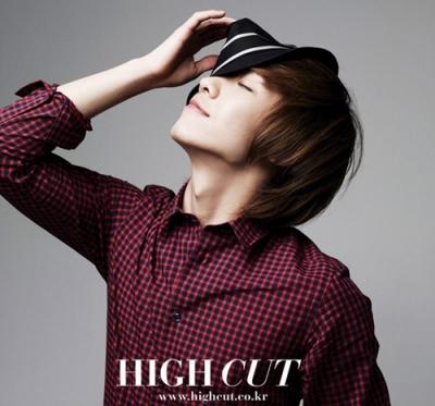 MBLAQ's Lee Joon для High Cut Vol. 23