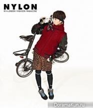 Lee Joon (MBLAQ) для NYLON December 2012