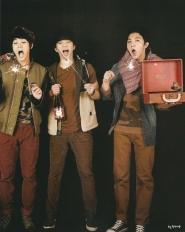 MBLAQ для Nylon Korea July 2011