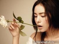 Min Hyo Rin для NYLON September 2012
