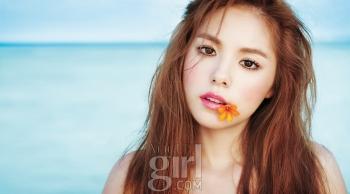 Min Hyo Rin для Vogue Girl Korea June 2012