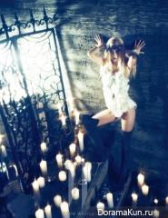 Min Hyo Rin для W Korea September 2012