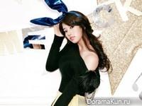 Miss A для CeCi October 2012