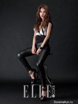Miss A для Elle Magazine November 2013