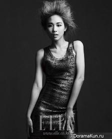 Miss A для Elle October 2012 Extra