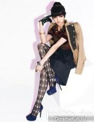 Miss A для InStyle November 2012