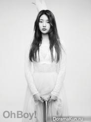 Miss A (Suzy) для Oh Boy! Magazine Vol.48