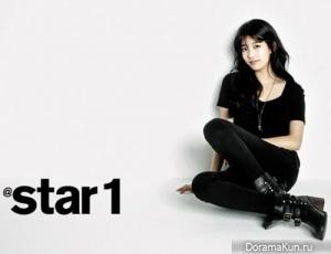 Suzy (Miss A) для @Star1 April 2013