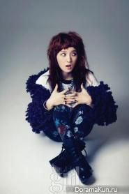 Miss A для Vogue Girl November 2012