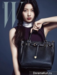 Suzy (Miss A) для W Korea December 2013