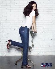 Moon Chae Won для Hilfiger Denim Korea Spring 2010 Catalogue