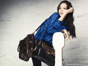 Moon Chae Won для High Cut Vol. 86