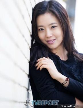 Moon Chae Won для TVReport Korea 2012