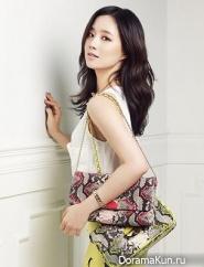 Moon Chae Won для VINCIS BENCH Spring ADS