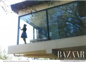 Moon Geun Young для Harper's Bazaar November 2012