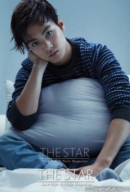 NU'EST (JR) для The Star November 2013