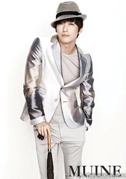 Nam Goong Min для Muine February 2013