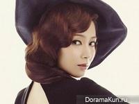 Nam Sang Mi для GRAZIA Korea September 2013
