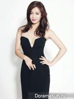 Nam Sang Mi для Marie Claire Korea August 2013