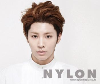 No Min Woo для Nylon Korea May 2012