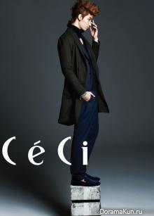 Noh Ji Hoon для Ceci November 2012