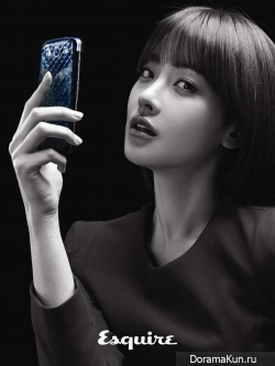 Oh Yeon Seo для Esquire December 2012